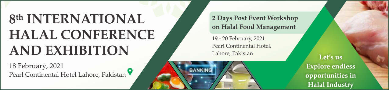 8th International Halal Conference & Exhibition 2020