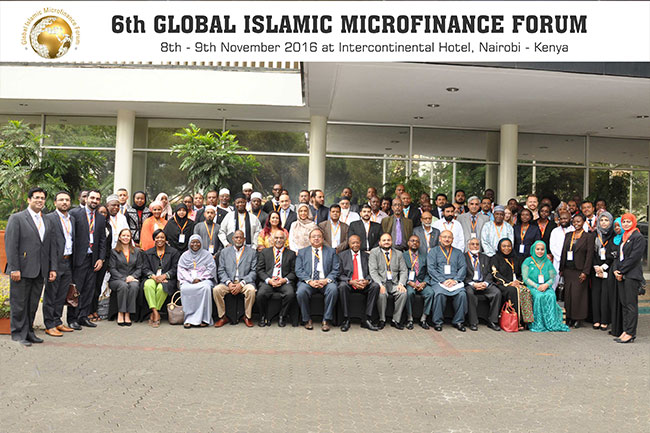 6th Global Islamic Microfinance Forum Inaugurated in Kenya