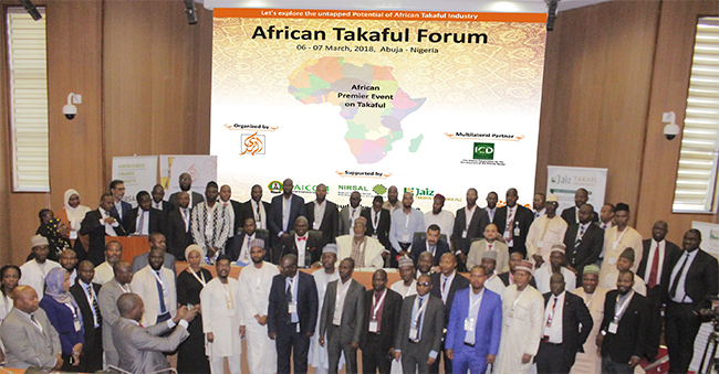 African Takaful Forum supported by NAICOM held successfully in Abuja Nigeria