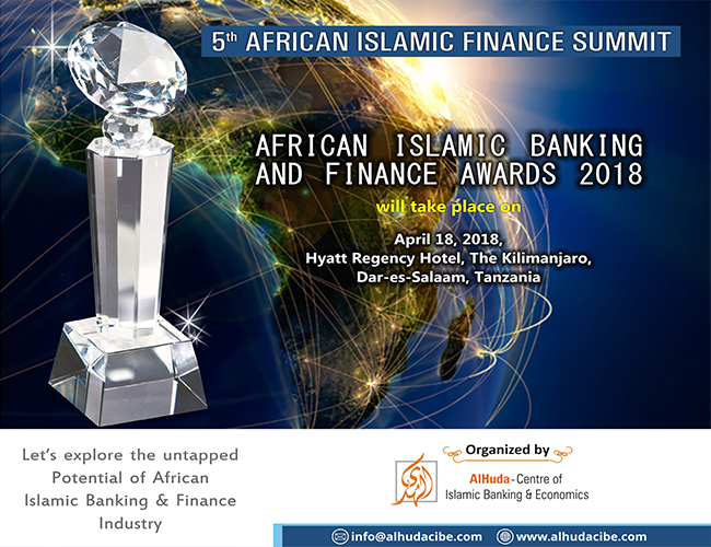 African Islamic Finance Awards to be Held in Tanzania