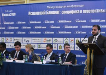 Zubair Mughal Speaking in Int'l Conference in Moscow – Russia